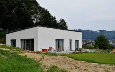Ako postaviť nízkoenergetický murovaný dom