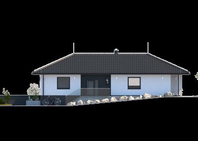 Rodinný dom RD04 priehľadný
